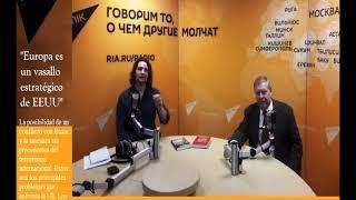 Reportaje en Rusia