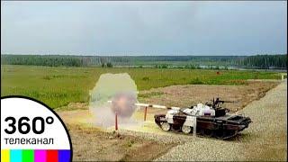 Танковый Биатлон 2017. Третий день