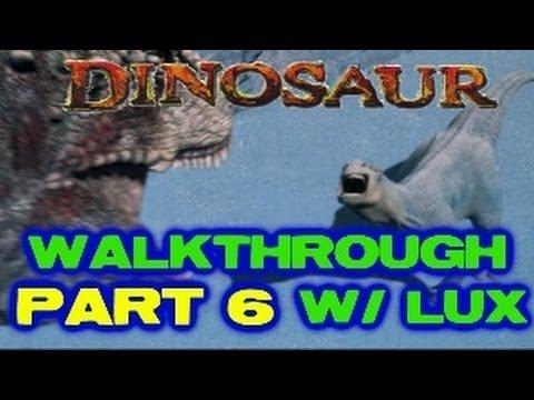 [WALKTHROUGH] - DINOSAUR - PART #6 - MISSION 5: CRACKIN' ASTEROIDS