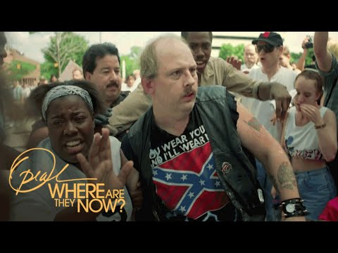 Thumbnail: An African-American Woman Who Shielded a Man in a Confederate Flag Shirt | Where Are They Now | OWN