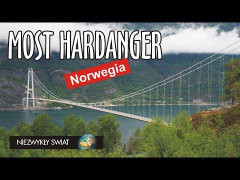 Niezwykly Swiat - Norwegia - Most Hardanger