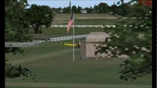 vuclip Fsx  SSIC Agricultural Mission Dromader