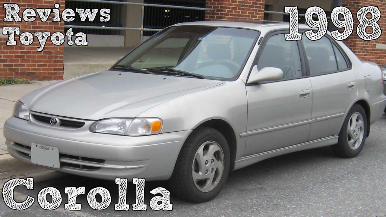 Kekurangan Toyota Corolla 1998 Perbandingan Harga