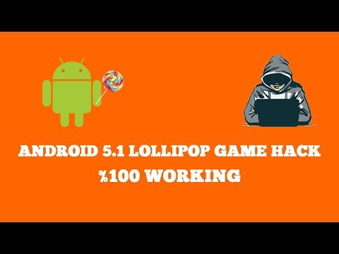 Android Lollipop 5.1 Game Hack %100 Working