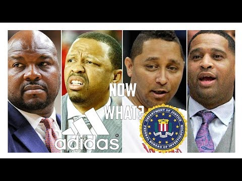 What The NCAA FBI Investigation Means For Adidas