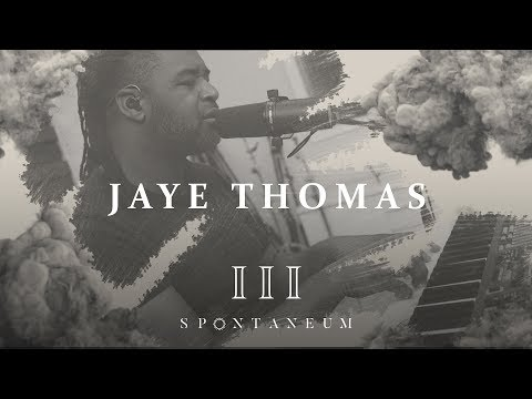 Spontaneum Session 3  |  Jaye Thomas  |  Forerunner Music