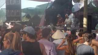 Azax Syndrom Vs. Bliss (Isr)  Live Freedom Festival 2013