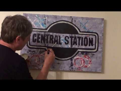 Latest Pop Art Side Project for Central Station Records