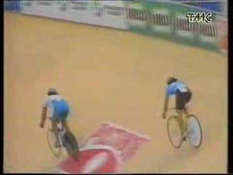 Paris vs Chimonetos - world championchips 1995