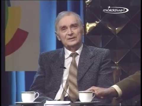 """Ion Druță. În emisiunea """"Constantin Stere la 140 ani de la naștere"""" 2005"""
