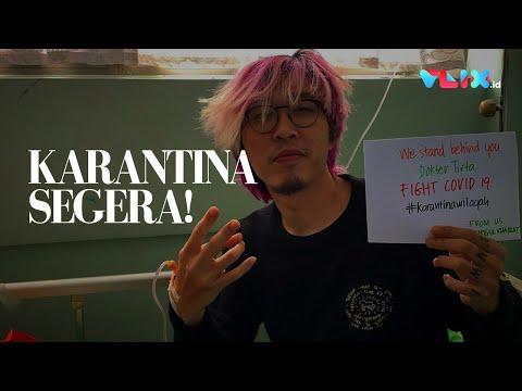 DARURAT CORONA! dr. Tirta Ngamuk ke Jokowi dan Sindir Menkes Terawan
