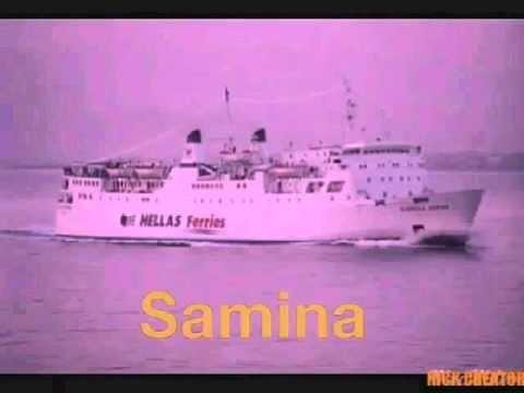 EXPRESS SAMINA DISASTER