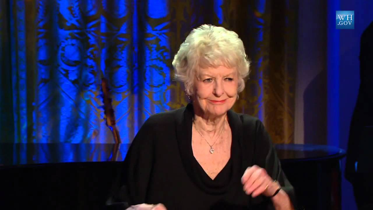 "elaine stritch performs ""broadway baby"" - youtube"