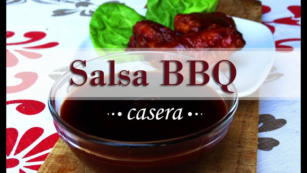 deliciosa salsa bbq barbecue casera youtube