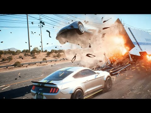 NEED FOR SPEED PAYBACK - COCHES DE PELICULA!