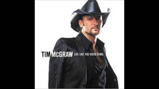 Tim McGraw - Blank Sheet Of Paper