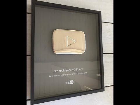100,000 Subscriber Video (Silver Play Button Reveal!)