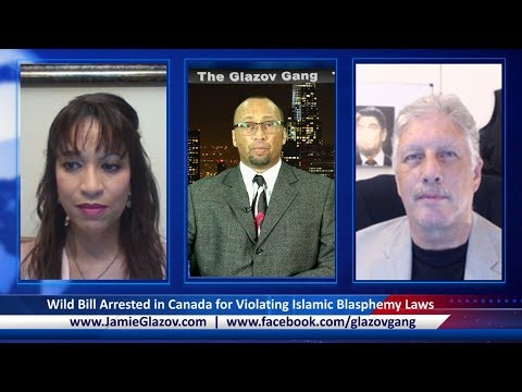 The Glazov Gang-Wild Bill Arrested in Canada for Violating I