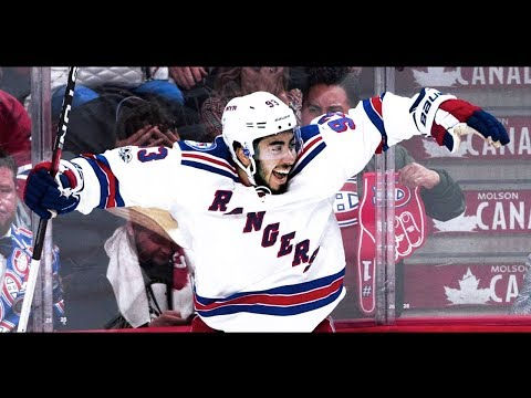 'Heroes' • New York Rangers 2017-18 Season Intro