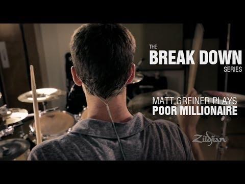 The Break Down Series - Matt Greiner plays Poor Millionaire