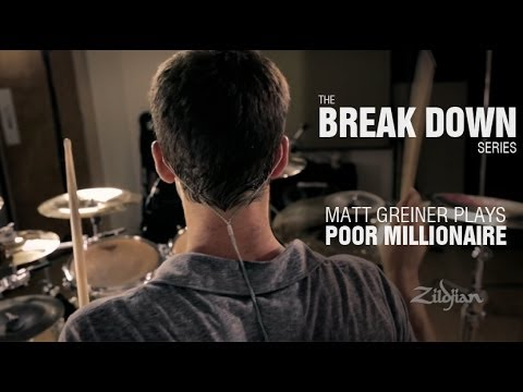 The Break Down Series - Matt Greiner plays...
