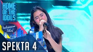 Download lagu ZIVA - HUMAN (Christina Perri) - SPEKTA SHOW TOP 12 - Indonesian Idol 2020