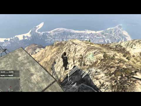 Norwegians play GTA V Online #1