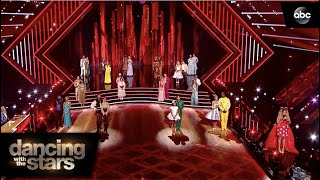 Disney Night Elimination - Dancing with the Stars