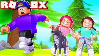 The Worst Roblox Playdate Ever Roblox Camping