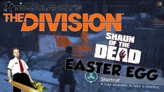 Tom Clancy's: The Division - Shaun of the Dead Easter Egg