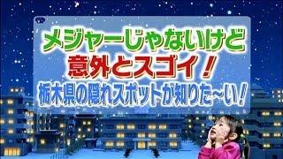 栃木県×テレビ朝日「お願い!ランキング」栃木県のプロモーション映像 スポット編