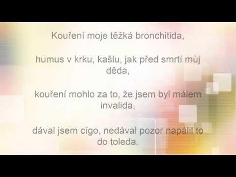 DeSade - Kuřák lyrics (karaoke)