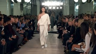 Joseph SS16 at London Fashion Week