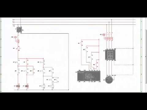 Esquema El 233 Ctrico Motor Con Variador De Frecuencia Youtube