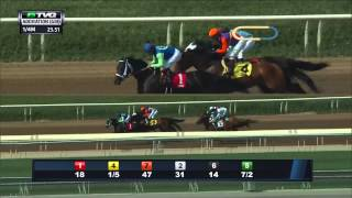 RACE REPLAY: 2015 Adoration Stakes