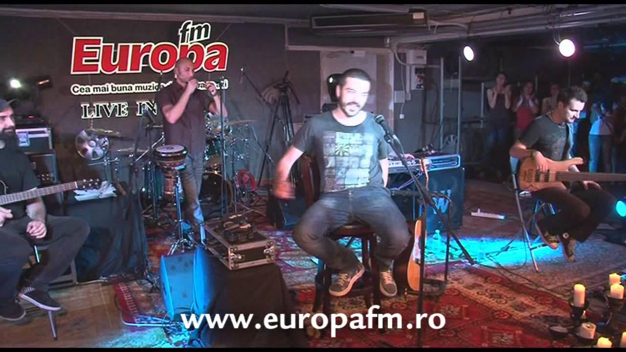 Europa FM LIVE in GARAJ: Vita de Vie - Sunetul mai tare (ACUSTIC ...