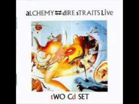 DIRE STRAITS 05 PRIVATE INVESTIGATIONS ALCHEMY 1983