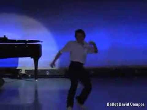 DASH OF JAZZ BALLET DAVID CAMPOS