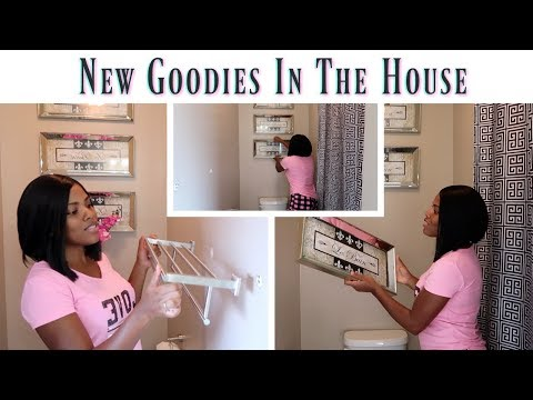 💙glam-home💙-new-stuff-around-the-house-|-house-updates
