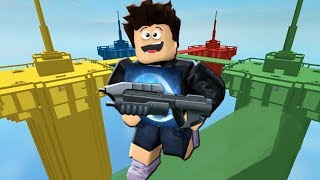 DESTRUYE LA BASE DE TU ENEMIGO EN ROBLOX