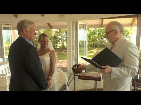 The Wedding of Trevor & Donna