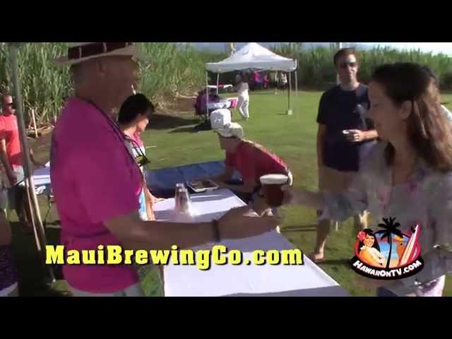 Maui Brewing Co. - Oktober Fest 2014