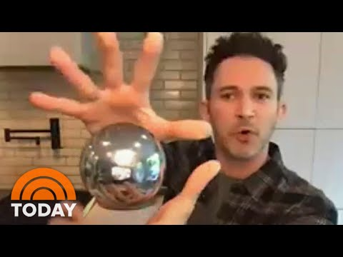 Magician Justin Willman Shares 2 Kid-Friendly Magic Tricks | TODAY