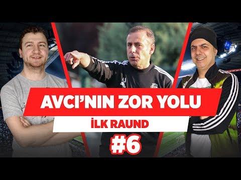 """""""Başakşehir'de kredi iki yıl; Beşiktaş'ta dört maçtır.""""   Uğur Karakullukçu & Ali Ece   İlk Raund #6"""