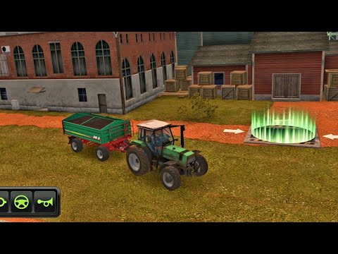 Crude Delivery For Cash - Blocky Farming Simulator 18 | Offline Game Android/IOS
