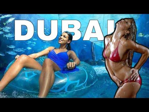 WORLD BEST WATER PARK || Aquaventure || DUBAI 2020