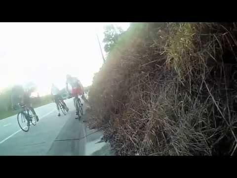 Craziest Bicycle Accident