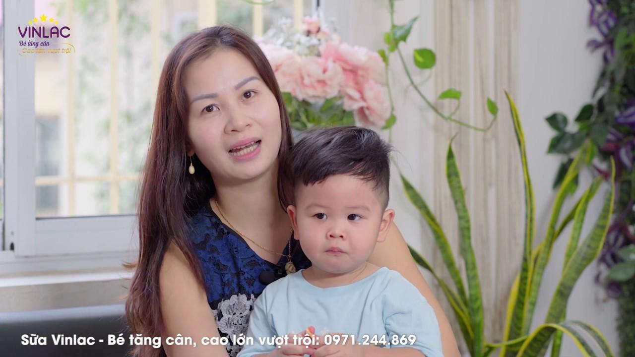 Sữa Vinlac Tăng Cân Cho Bé | Liên hệ quay phim quảng cáo: 0 3 3 6 4 9 3 7 0 8