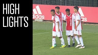 Highlights Ajax O17 - FC Utrecht O17