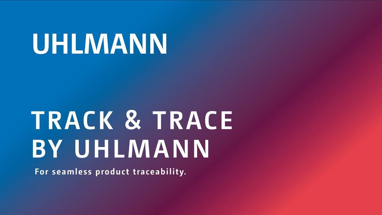 Track & Trace by Uhlmann |